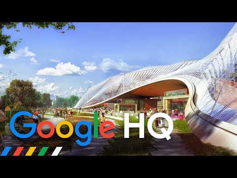 Google's INSANE Headquarters You NEED To See!