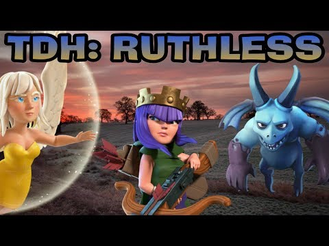 TDH RUTHLESS-CLASH OF CLANS-TH9