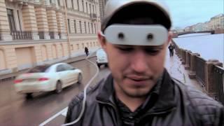 رجل مكفوف ساهم بتطوير تقنية تساعده على التنقل في شوارع مدينة سانت بطرسبرغ - 4Tech