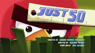 """Angry Birds Toons 2 Ep.7 Sneak Peek - """"Just So"""""""
