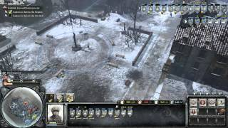 Company of Heroes 2 - Chapter 12 Poznan Citadel