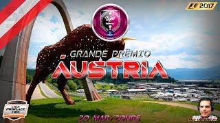 F1 2017 AO VIVO - GP DA AUSTRIA - PS4 LIGHT - NARRAÇÃO LUIS COURA - LIGA PRORACE E-SPORTS