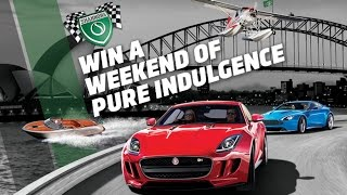 Win a Weekend of Pure Indulgence