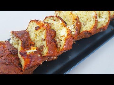 cake-salÉ---chÈvre/miel/noix