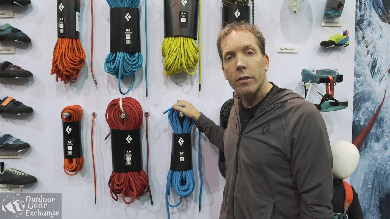 Details about  /Black Diamond 9.9 Climbing Rope 60m