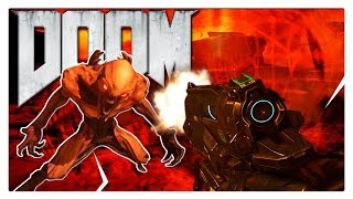 THIS IS THE GREATEST GAME EVER!! - DOOM!! - ALL SECRETS AND CHALLENGES