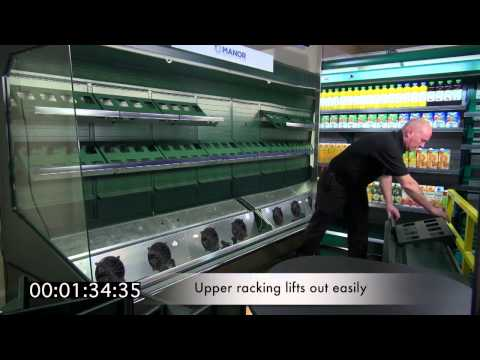 Manor Refrigerated Cabinets - Produce Cabinet Maintenance Procedure