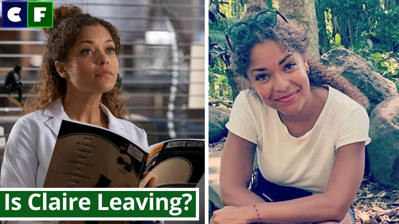 Download Is Antonia Thomas (Claire Browne) Leaving The Good Doctor? Why Is She Leaving?