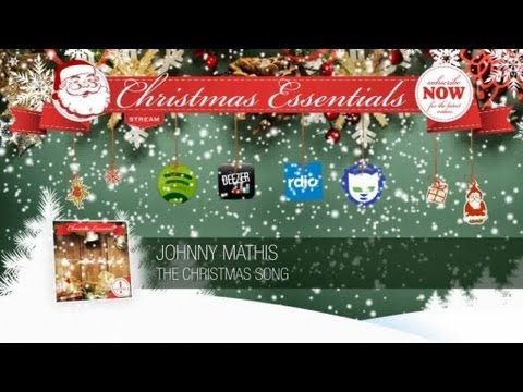 Johnny Mathis - the Christmas Song // Christmas Essentials