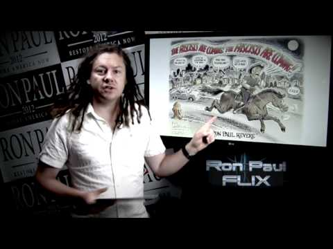 Ron Paul FLIX News For June 8th 2012 With Israel Anderson