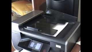 Lexmark Printer Pinnicle Pro 901 ADF/Hinge quick fix (Revised)