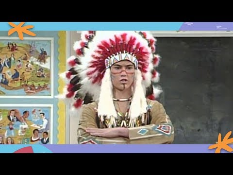 The Time Zack Morris Disgraced His Native American Ancestors