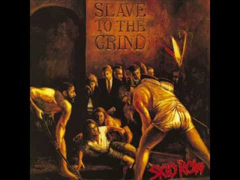 Skid Row Get The Fuck Out