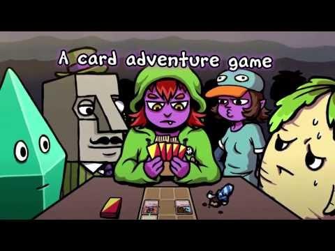 Card City Nights - Announcement Trailer