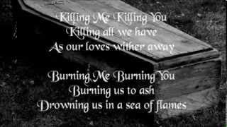 Sentenced ~ Killing Me Killing You ~ Lyrics