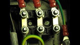 Asenkron Motorlarda YıldızÜçgen Yol Verme