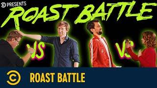 Roast Battle mit Thorsten Bär vs. Christian Schulte-Loh und Christin Jugsch vs. David Werker
