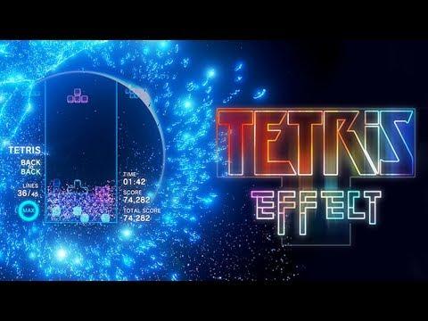 Tetris Effect Gameplay Impressions | E3 2018