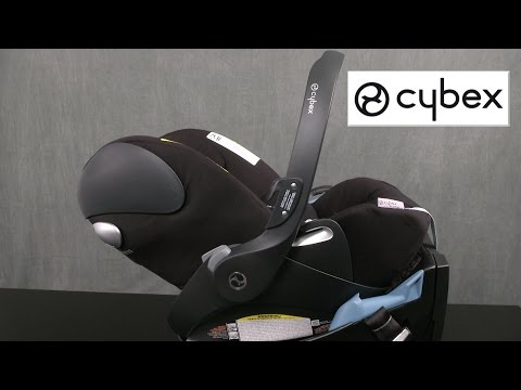 Cloud Q Infant Car Seat + Base From Cybex Platinum