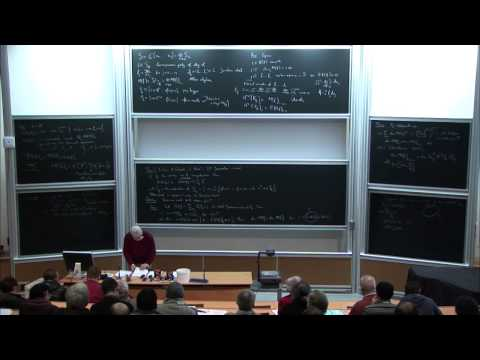 Alex Dimca: Hodge theory and syzygies of the Jacobian ideal