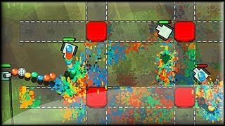 Color Tanks - Game preview / gameplay