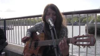 (COVER OF WHITNEY HOUSTON LOVE WILL SAVE THE DAY ) SUSANA SILVA
