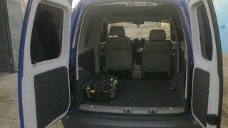 видео установка сидений в микроавтобус