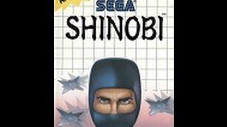 Speed run Shinobi Master system 100% en 20min13sec