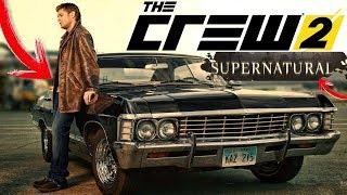 Carro da serie supernatural