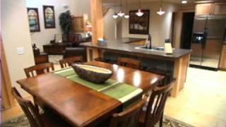 Terry Peak Chalets (Rustic Interior Design)