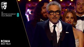 Roma Wins Best Film | EE BAFTA Film Awards 2019