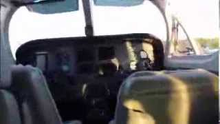 Cessna 340 Interior Tour