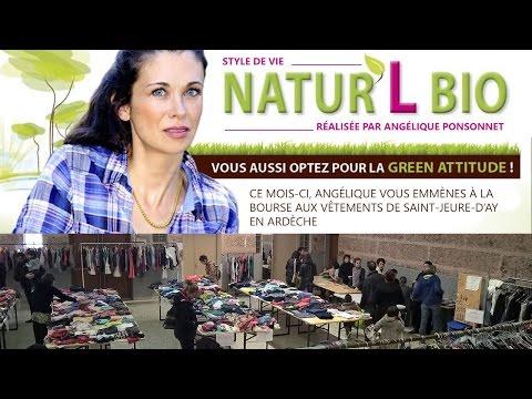 Natur'L Bio   Bourse aux vêtement St Jeure d'Ay