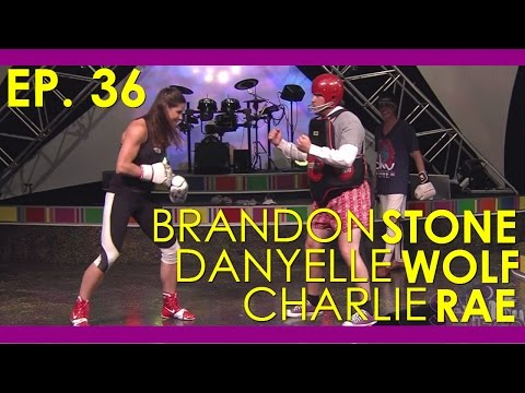 Tonight in San Diego - Ep 36 (Brandon Stone / Danyelle Wolf / Charlie Rae)