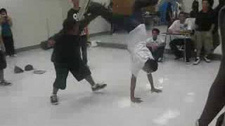 Bboys (Gorilla Warfare) vs. Turfers Part 1