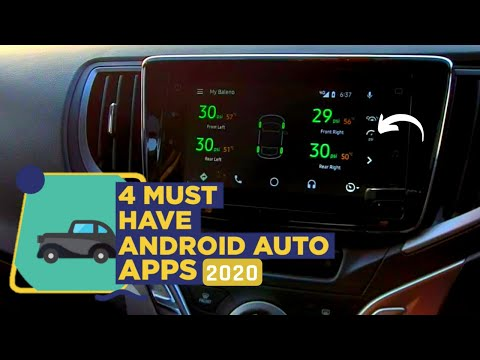 Android Auto Apps 2020 | Enhance Your Driving Experience With Best Android Auto Apps 2020