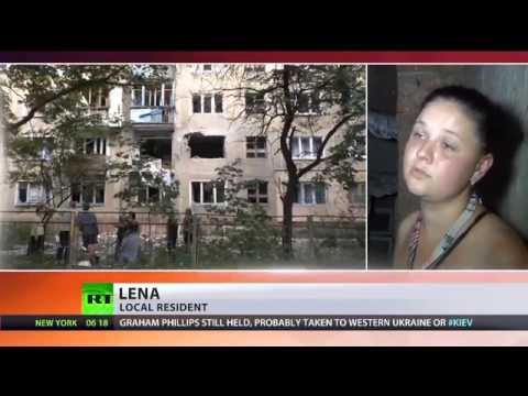 Civilian cost of Ukraine war: hundreds dead, thousands flee - RT  - GaT1iz9-ptE -