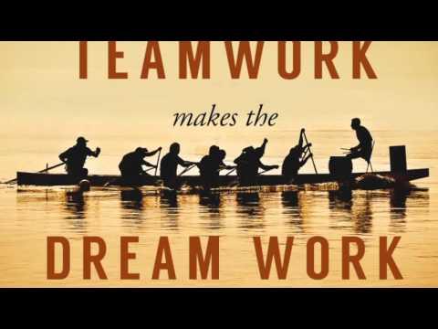 """TEAMWORK makes the Dream Work"" The Habits 2 Goals Podcast w/ Martin Grunburg"