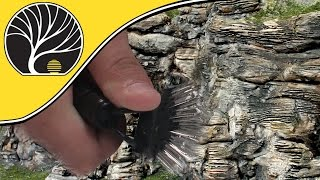 Easy Rock Carving | Model Scenery | Woodland Scenics