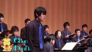 もののけ姫〔久石譲「もののけ姫」より〕男声合唱と弦楽による(Chor.Draft)