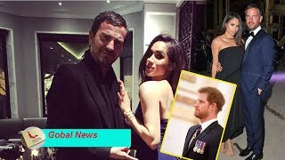 Pregnant Meghan Markle are discovered with Markus Anderson, a week after divorce Harry?