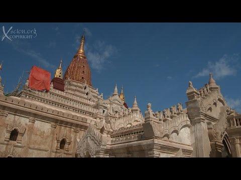 Bagan Burma (Myanmar) 4k Part 1