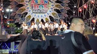 280919 Ghost World - Fever @ Asian Idol Music Fest 2019 Beach Stage