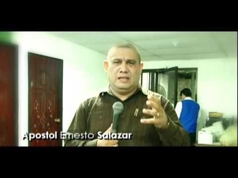 """Apostol Ernesto Salazar """"Restaurando El Altar"""""""