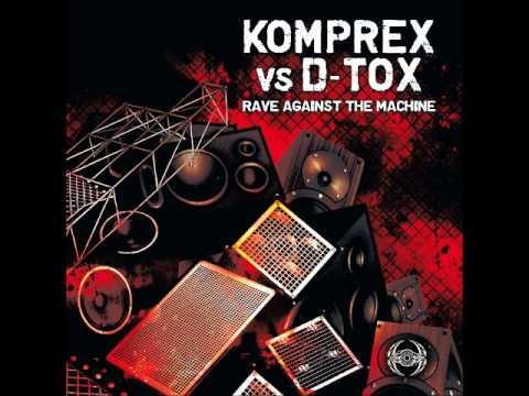 KOMPREX vs D-TOX - B2 - Waste of Misanthropy - Rave against the machine - NRTX 45