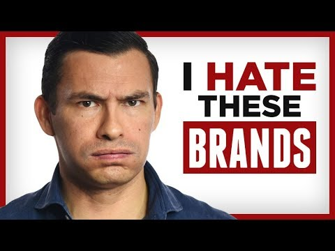 Brands I Hate? 4 Bad Business Characteristics | Antonio RANTs!