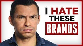 Brands I Hate? 4 Bad Business Characteristics | Antonio RANTs!