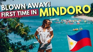 BLOWN AWAY by MINDORO Island! Showing our FOREIGN FRIENDS the BEAUTY of the PHILIPPINES