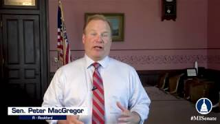 Sen. MacGregor recognizes National Volunteer Week