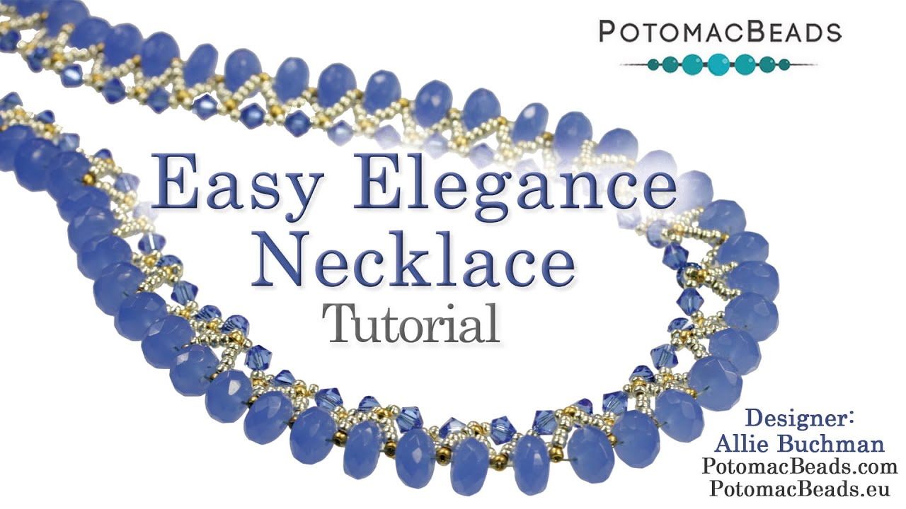 lucky happy inspired tutorial easy pinterest go red necklace beaded jewelry